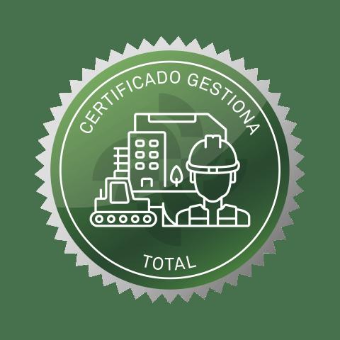 Certificado Gestiona